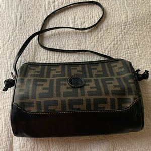 Fendi Handbag Vintage Authentic